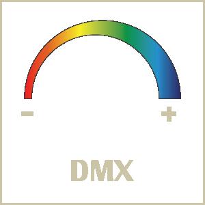 (DMX قابلیت تغییر رنگ(سیستم